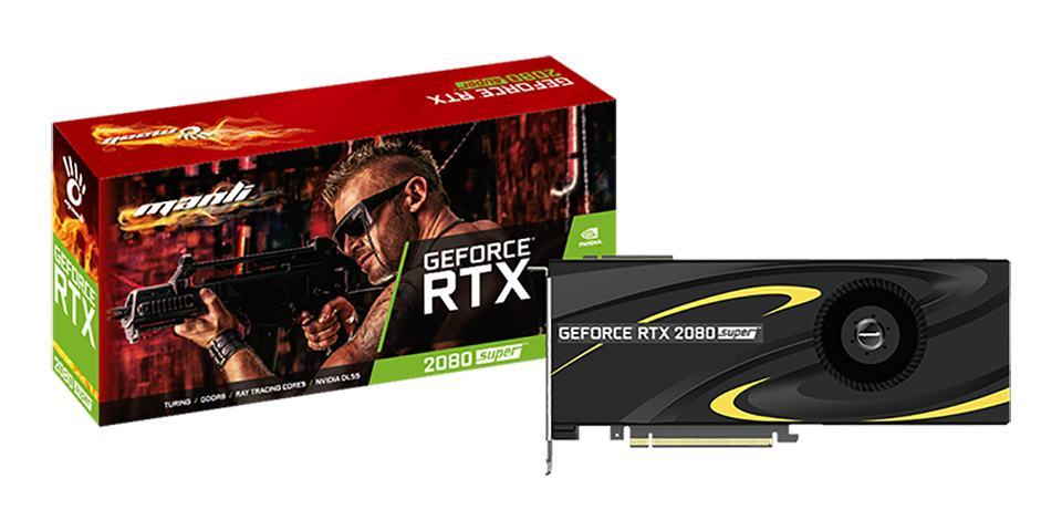 Manli GeForce RTX 2080 Super 8GB